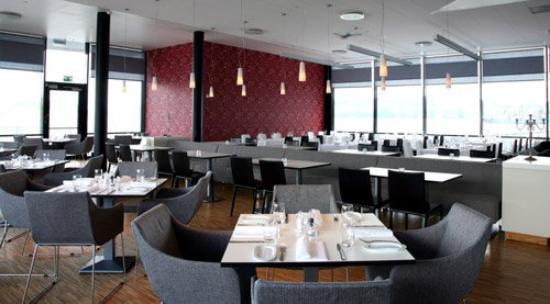 Thon Hotel Kirkenes: Restaurant