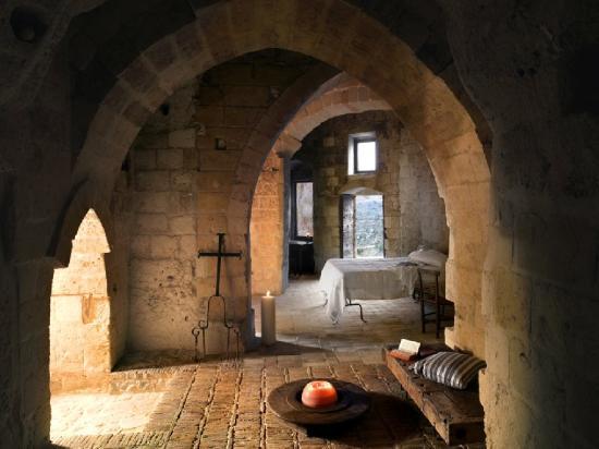 Sextantio Le Grotte della Civita: Suite Cave