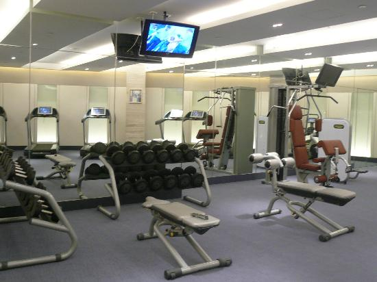 Fraser Suites Top Glory Shanghai: Fitness Facilities