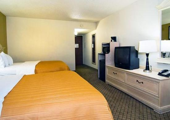 Econo Lodge San Antonio: Interior