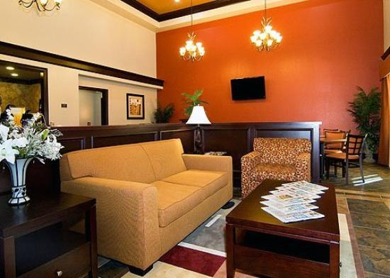 Econo Lodge San Antonio: Lobby