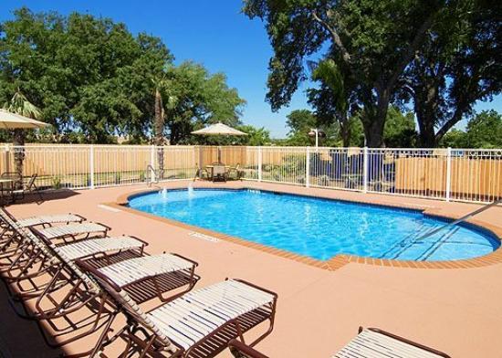 Econo Lodge San Antonio : Pool