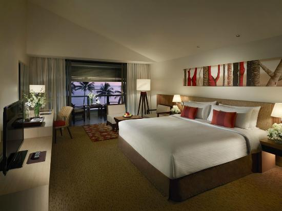 Shangri-La's Tanjung Aru Resort & Spa: Tanjung Wing's Sea-View Deluxe Room