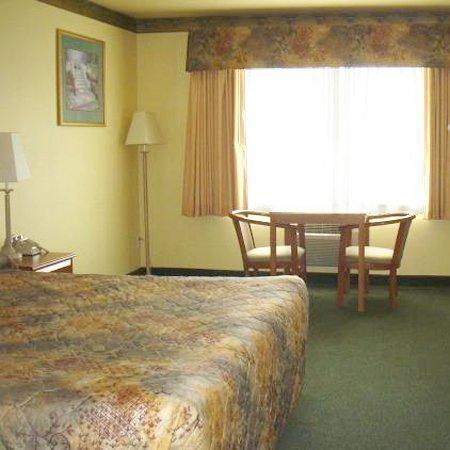 بالاس إن سويتس لينكولن سيتي: Palace Inn -Suites Lincoln City ORKNS