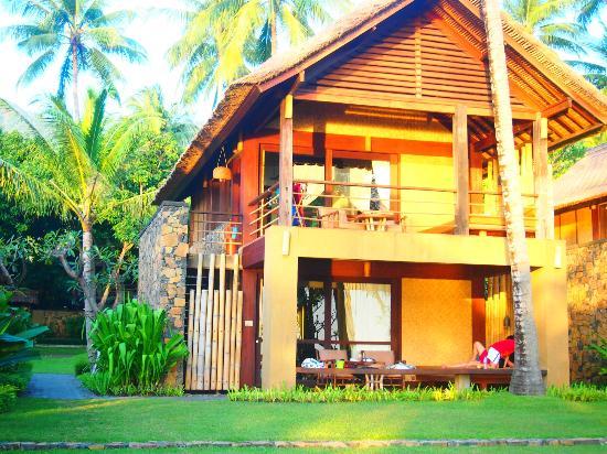 Jeeva Klui Resort : beachfront cottage