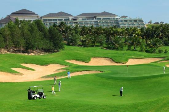 Sea Links Beach Hotel : Golf