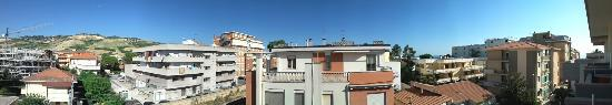 Hotel La Perla : Panorama