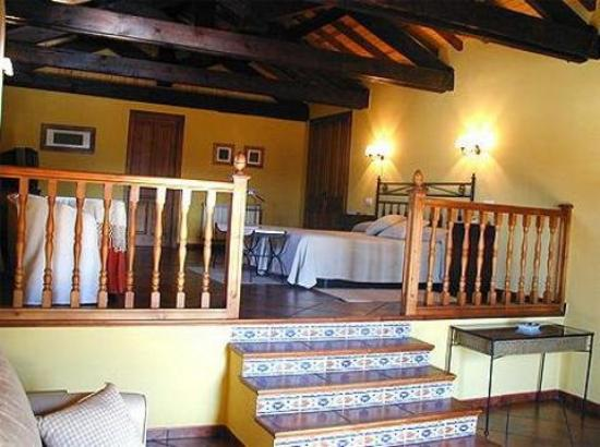 El Castrejon: Guest Room