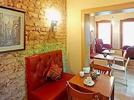 Galata Residence Apart Hotel : VGARestaurant