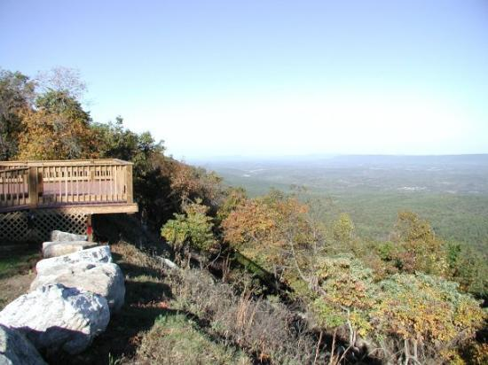 Cacapon Resort State Park : Overlook