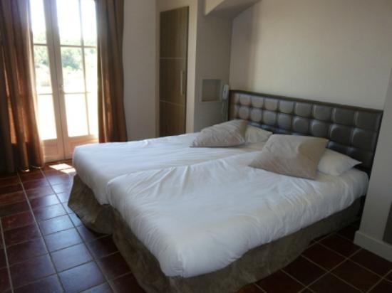 La Bergerie: Hotel room