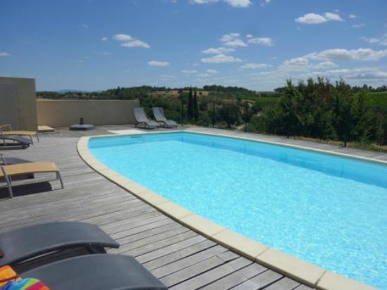 La Bergerie: Pool