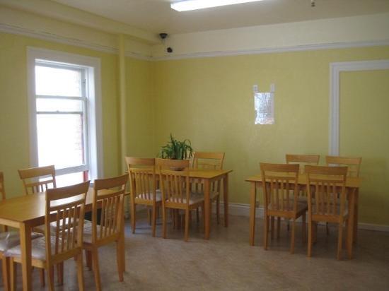 โพสโฮเต็ล: Dining Area
