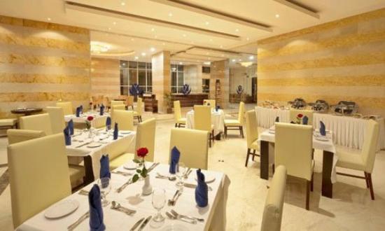 Tulip Inn Ajman: Restaurant