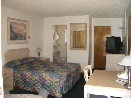 Klamath Motor Lodge: 1bed