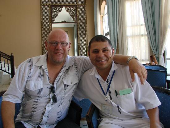 Joya Paradise: chef spa et moi espace detente