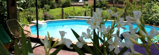 La Corderie: La piscine