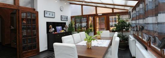 La Corderie: La salle à manger
