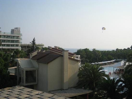 Barut Arum : Vue de la mer !!