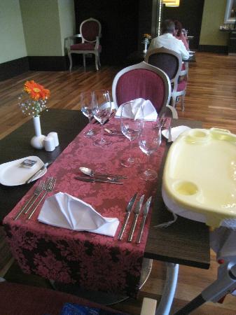 Barut Arum : Restaurant Akasya