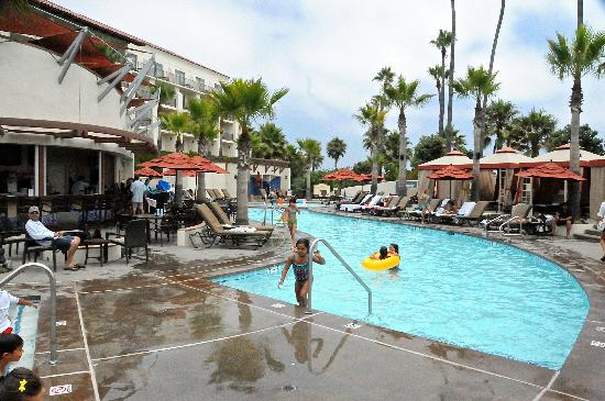 Hyatt Regency Huntington Beach Resort Spa Large Pool Area