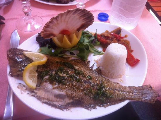 La Mesa Caprichosa: exemple de plats proposé dans ce restaurant