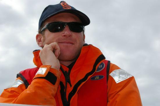 Padstow Sealife Safaris: Skipper