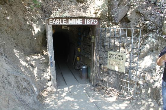 Eagle and High Peak Mine: Now the fun and education begins!!