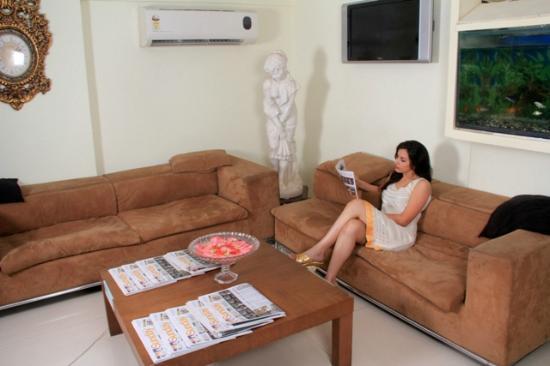 Oritel Service Apartments : Lobby Area