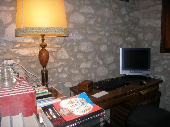 Fonda Cal Blasi : Sala ordenador