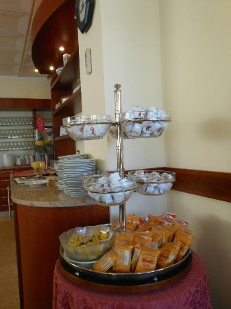 Hotel Jalisco: Colazione
