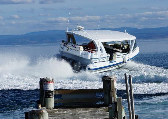 โรงแรมแซฟไฟร์เฟรย์ซิเนท: Fantastic Boat Trip