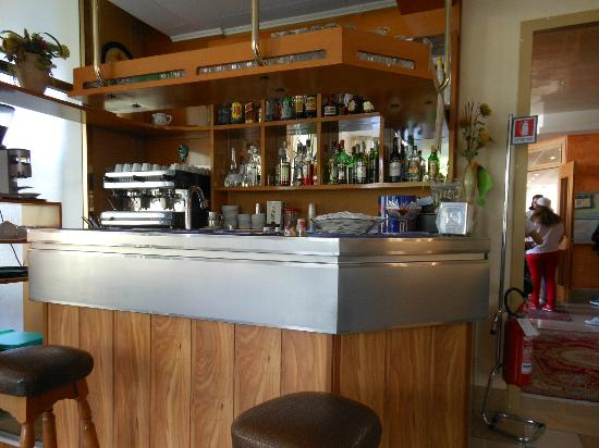 Hotel Jalisco: Bar