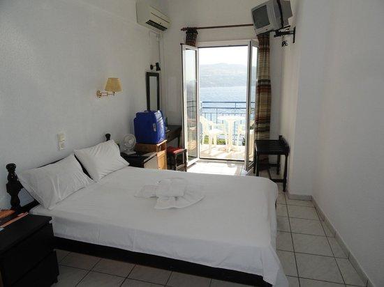 Hotel Andromeda: My room, nr 106