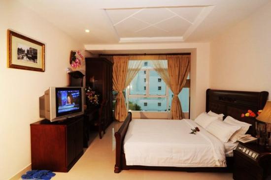 Sophia Hotel: Deluxe Room Rez