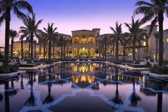 4 Palms Dubai: Pool