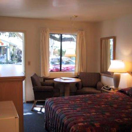 Kelseyville Motel: Room