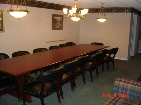 Ocoee River Inn: Conference Room