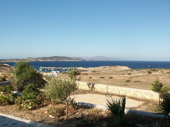 Iliovasilema Studios: Θέα στη θάλασσα