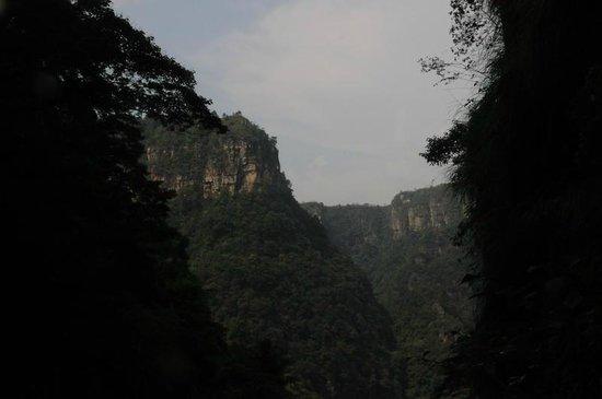 Ruyuan Canyon: Momentaufnahme