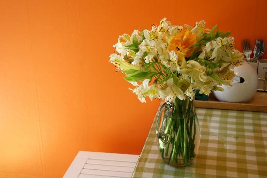 Namu Guesthouse: Kitchen