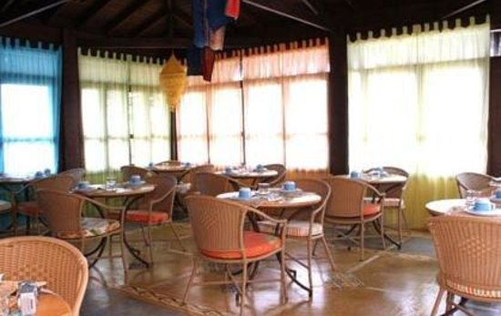 Pousada Marambaia Do Porto: Salão do Café da Manhã