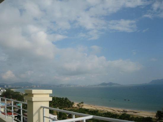 Sanya Sea Area Central Resort Hotel : SEA VIEW ROOM