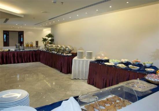 Hala Hotel Al Khobar: Restaurant