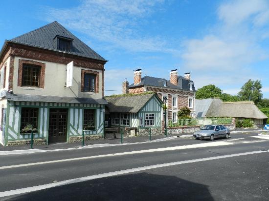 Pennedepie, ฝรั่งเศส: Le Moulin Saint Georges