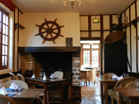 Pennedepie, Francia: Le Moulin Saint Georges