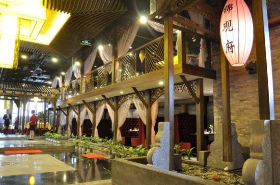 Laurel Hotel: Restaurant