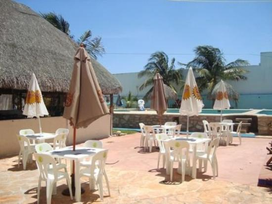 Costa Yucatan Resort : Pool Area