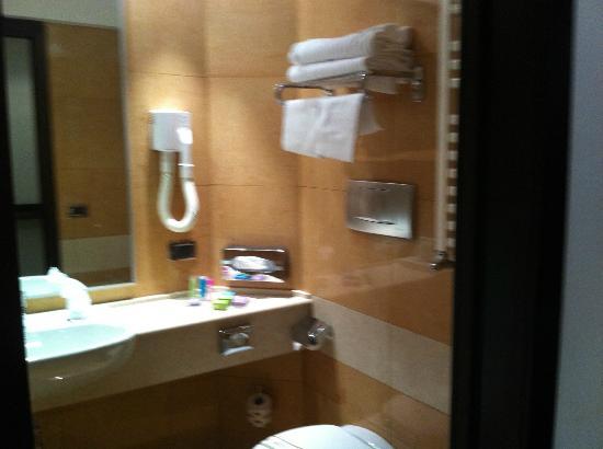 Hotel degli Imperatori: Bagno
