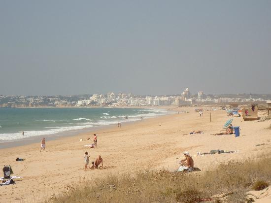 Salgados Vila das Lagoas Apartments : Ahhh la plage!!!
